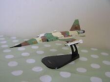 Italeri Fabbri 1:100 AG017 F-5E/F Tiger II USA Diecast Aircraft Military Model