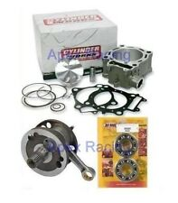 YZ450F CYLINDER WORKS BIG BORE HOTRODS STROKER CRANKSHAFT 500cc KIT 2006-2009