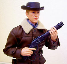 TRIAD TOYS 1/6 FIGURE JOSH RANDALL (STEVE MCQUEEN) WANTED: DEAD OR ALIVE 12-INCH