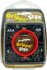 DINSMORES non toxique brown GRIPPA-STYX 5 division shot distributeur aaa, BB, no1,4,6