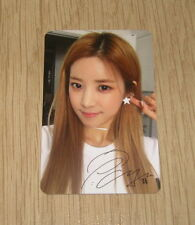 A-Pink Special Album Dear (Whisper) Chorong Photo Card A Pink Official