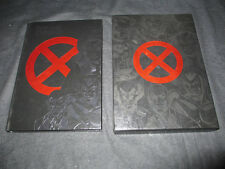 THE VERY BEST OF THE X-MEN MARVEL LIMITED LEATHER BOUND HARDCOVER SLIPCASE