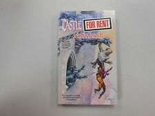 Castle For Rent by John DeChancie! (1989, Ace, PB)! Rare in super high grade!