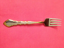 Oneida Community GOLDEN ROYAL CHIPPENDALE Stainless SALAD FORK