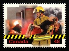 Canada #1986 MNH, Canada's Volunteer Firefighters Stamp 2003