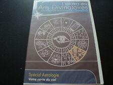 Dvd nf L'UNIVERS DES ARTS DIVINATOIRES VOL. 13 : ASTROLOGIE, VOTRE CARTE DU CIEL