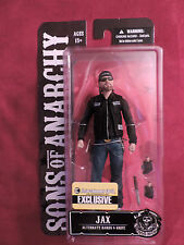 Sons of Anarchy Jax Teller 6-Inch Variant Action Figure w/Sunglasses & Hat Case