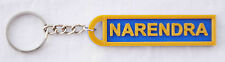 Personalized Key Chain / Keychain for Name, Vehicle ( Locker / House) Number No.