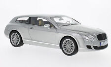 BoS 2010 Bentley Continental Flying Star Silver LE of 1000 1:18 Rare Find!*New!