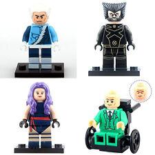 Children Kids Film Movie Character Educational Lego Minifigs Toys 8Pcs Set