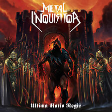 METAL INQUISITOR Ultima Ratio Regis CD ( 200842 )