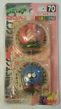 "VINTAGE TOMY POKEMON POCKET MONSTER Lickitung & Tangela 2"" FIGURES #70 1999"