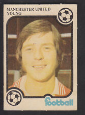 Monty Gum - Football 1975/76 - Young - Manchester United