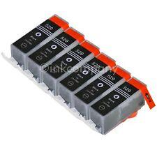 6 CANON Patronen mit Chip PGI-520 MP 620 MP 630 MP 640 MX 870 NEU