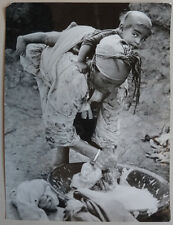 Photo Peter Thomann Maroc Argentique Original Vintage Vers 1950/60