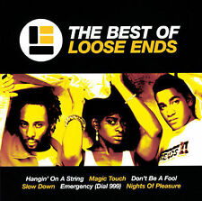 Best Of by Loose Ends (CD, May-2003, EMI)