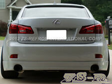 Painted Color OE Look ROOF Spoiler Lip For  2006-2012 Lexus IS250 IS350 IS F