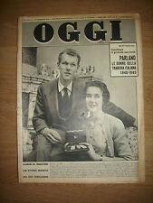 OGGI N.8 DEL 20 FEBBRAIO 1958 (OK3)