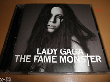 LADY GAGA cd THE FAME MONSTER bad romance ALEJANDRO telephone BEYONCE speechless