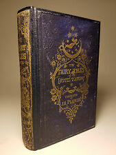 1855 FAIRY TALES OF COUNTESS D'AULNOY RARE 1ST ED PLANCHE TRANS ILLUSTRATIONS