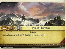 A Game of Thrones 2.0 LCG - 1x #052 Frozen Expanse - Watchers on the Wall