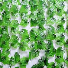 Art Vida Falso De Hoja De Decoración Artificial Ivy Hoja de Vid Garland Planta