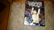 Survivor Series 2008     Steel Box Edition steel case special edition