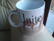 STARBUCKS UNITED ARAB EMIRATES CITY/COLLECTOR SERIES MUG, RASTAL, VGC, FREE-MAIL