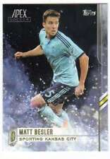 2015 Topps APEX MLS Soccer #3 Matt Besler  Sporting Kansas City