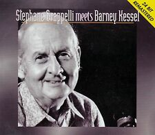 STEPHANE GRAPPELLI MEETS BARNEY KESSEL / CD - TOP-ZUSTAND