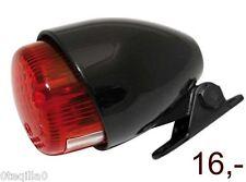 """New stop rear tail light """"Cafe racer Brat style"""" feu arrière NEUF sr 500 xs 650"""