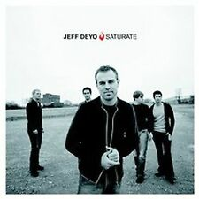 Saturate by Jeff Deyo (CD, Mar-2002, Gotee)