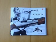 2014 Benelli Shotgun Hunting Turkey Tactical Rifle Ethos Catalog Brochure Book