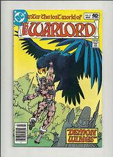 Warlord  #31  VF