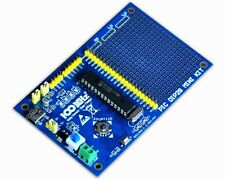 PIC Development Board for DIP28 PICs + PIC16F886 microcontrollers  Microchip