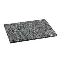 Home Basics CB01881 12X16 Granite Cutting Board NEW