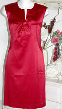 InWear Kleid Dress Etuikleid Dress Red Rhobee size: 40 Neu