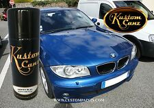 AEROSOL CAN OF BMW SYDNEY BLAU. MOTORCYCLE, AUTOMOTIVE, HOT ROD, GUITAR, PPG