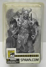McFarlane Viking Age series 22 Spawn Bloodaxe SDCC 2002 Exc Action Figure NIP