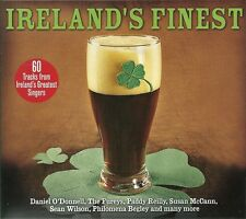 IRELAND'S FINEST - 3 CD BOX SET - FORTY SHADES OF GREEN, STEAL AWAY & MANY MORE