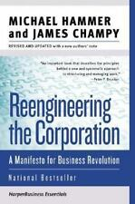 Reengineering the Corporation: A Manifesto for Business Revolution Collins Busi