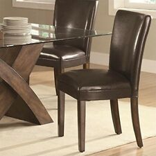 Coaster Side Chair Brown Set Of 2- 103053 DINING CHAIR NEW