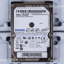 "SAMSUNG (HM160HC) 160 GB HDD 2.5"" 8 MB 5400 RPM IDE Laptop Hard Disk Drive"