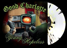 GOOD CHARLOTTE Young and The Hopeless LP on CLEAR with BLACK/GREEN SPLATTER New
