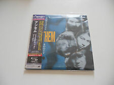 "Anthem ""Domestic Booty"" Japan cd Paper Sleeve collection 25th anniversa SHM 2005"
