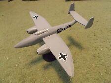 Built 1/72: German HEINKEL HE-280 Fighter Aircraft