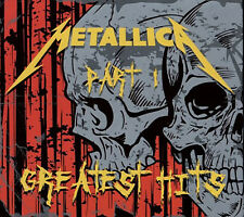 METALLICA GREATEST HITS Part 1 (2CD Digipak)! NEW & SEALED!