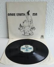 Rare Earth - Ma | Motown  | VG+ / VG+ | Cleaned Vinyl LP