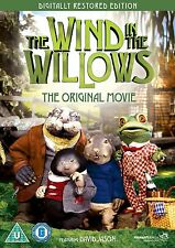 The Wind In The Willows (DVD, 2013)  David Jason, Michael Hordern Brand New