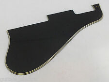 Vintage AGED BLACK 5 Ply SCRATCH PLATE Pickguard 1959 Gibson Historic ES-335